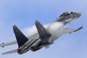 Tiêm kích Su-35 chặn F-22 ở Syria?
