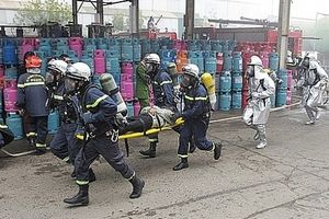 Quy định phân công địa bàn tổ chức chữa cháy và cứu nạn, cứu hộ trên địa bàn TP Hà Nội