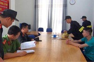 Thanh Hóa: CSCĐ mật phục bắt nhóm đối tượng ném chất bẩn vào nhà dân
