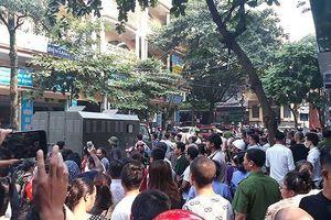 Ba người trong một gia đình ở Thái Nguyên bị sát hại lúc rạng sáng