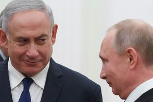 Chuyển S-300 cho Syria, Nga muốn cho Israel thấy ai là người cầm trịch