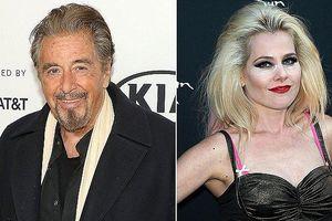 Tài tử phim 'Bố Già' Al Pacino hẹn hò người đẹp kém 39 tuổi