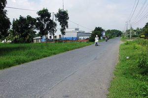 Nữ công nhân bị đạp ngã, cướp xe máy lúc rạng sáng