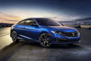Honda Civic 2019 dành cho thị trường Mỹ có gì?