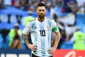 Messi tiếp tục vắng bóng ở đội tuyển Argentina!