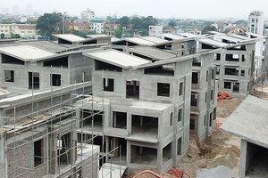 Hà Nội: 89 thanh tra xây dựng bị kỷ luật vì để xảy ra vi phạm