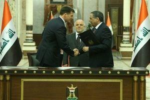 General Electric và Siemens trúng thầu lớn ở Iraq