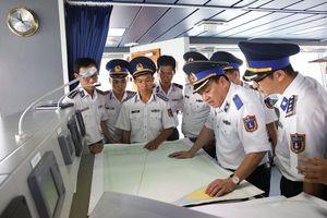 BTL Vùng Cảnh sát biển 3 thăm, giao lưu với Lực lượng Bảo vệ bờ biển Ấn Độ