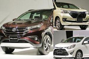 Toyota ra mắt bộ ba giá rẻ: Tham vọng 'bành trướng' thị trường Việt