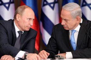Những thăng trầm trong quan hệ Nga - Israel