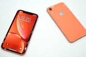 Chữ 'R' trong tên gọi iPhone XR có nghĩa gì?