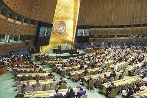 Một số điểm nhấn tại Đại hội đồng Liên hợp quốc 73