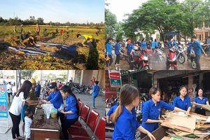 Sáng tạo trong các hoạt động gây quỹ ở các cấp bộ Đoàn tại Nghệ An