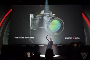Panasonic giới thiệu hệ thống máy ảnh Lumix S với cảm biến Full-frame