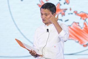 Jack Ma: Từ chức khi đang ở đỉnh cao