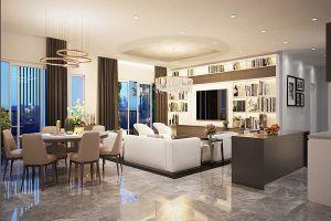 Trải nghiệm dòng sản phẩm Luxury Sky Villas cua Topaz Twins