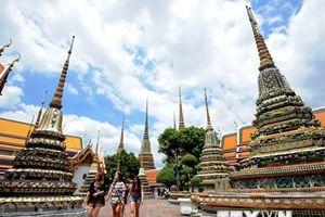 Bangkok dẫn đầu lượng du khách quốc tế đến trên toàn cầu