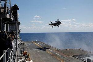 Trung Quốc từ chối cho phép tàu chiến Mỹ cập cảng Hong Kong