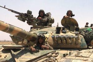 Quân đội Syria cắt đứt nguồn nước, đẩy phiến quân IS vào đường cùng