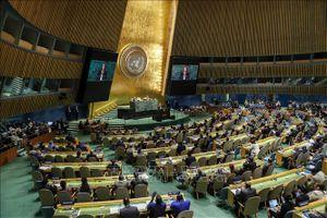 Kỳ họp Đại hội đồng Liên hợp quốc: Vì một thế giới tốt đẹp hơn