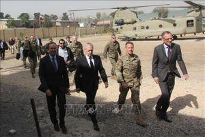 Quân đội Mỹ điều chỉnh chiến thuật tại Afghanistan