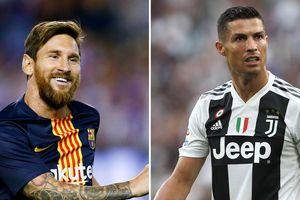 FIFA The Best: Lionel Messi chọn Cristiano Ronaldo bầu chọn ai?