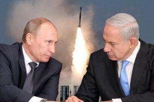 S-300 sắp giương nòng ở Syria, liệu Israel có dám 'vuốt râu hùm' Nga lần nữa?
