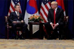 Mỹ: Giá cổ phiếu thế giới tăng sau khi ông Trump muốn gặp ông Kim