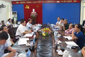 Tiếp công dân xã Phúc Hà, thành phố Thái Nguyên