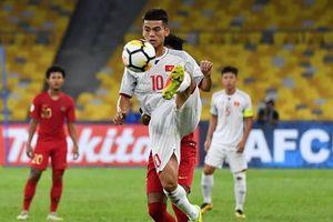 Video bàn thắng U16 Việt Nam vs U16 Indonesia: Ôm hận vì hàng thủ