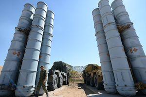 Nga: S-300 có thể đóng không phận Syria khi cần thiết