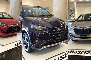 Bộ 3 ô tô giá rẻ của Toyota: Wigo, Rush và Avanza chính thức ra mắt