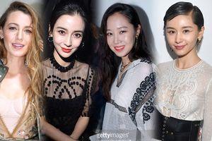 Paris Fashion Week 2018: 'Chị đại' Gong Hyo Jin, Angela Baby tỏa sáng cùng vợ 'tài tử' Ryan Reynolds