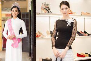 Siêu mẫu Vàng Quỳnh Hoa, Hoa hậu Trần Tiểu Vy chứng minh thời của mỹ nhân thế hệ mới đã đến