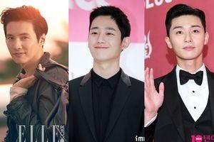 BXH danh tiếng thương hiệu nam người mẫu quảng cáo Hàn Quốc tháng 9