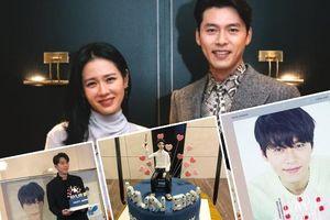 'The Negotiation' cán mốc 1 triệu khán giả ngay ngày sinh nhật Hyun Bin, Son Ye Jin cùng fan hát tặng
