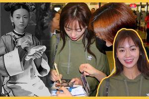 Ngô Cẩn Ngôn được 6 vệ sĩ hộ tống rời Hong Kong, nhiệt tình ký tặng fan để xóa tin đồn 'bệnh ngôi sao'