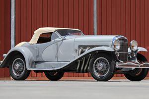 Chiêm ngưỡng Duesenberg SSJ 1935, xế cổ đắt giá nhất trước thời chiến