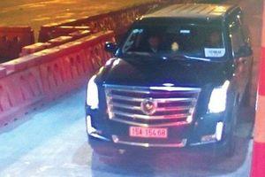 'Xế khủng' Cadillac đeo biển 'hộ đê' trốn phí trên cao tốc Hà Nội-Hải Phòng: Bộ Nông nghiệp lên tiếng