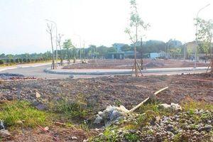 Điện Biên: Dự án nhà ở phía Tây Nậm Rốm chưa thu được tiền thuế đất, vì sao?