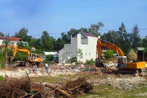 Thu hồi, cưỡng chế thu hồi đất không có quyết định có vi phạm pháp luật?