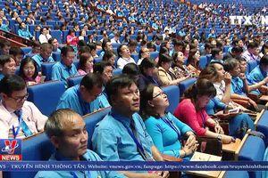 Biểu quyết bầu BCH Tổng Liên đoàn Lao động Việt Nam khóa XII