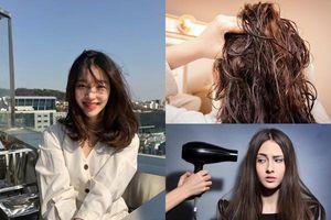 Thường xuyên dùng máy sấy kiểu này thì đừng trách tại sao tóc ngày càng khô xơ và gãy rụng