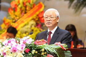 Công đoàn Việt Nam luôn gắn bó máu thịt với giai cấp công nhân, đồng hành cùng với dân tộc và Đảng Cộng sản Việt Nam