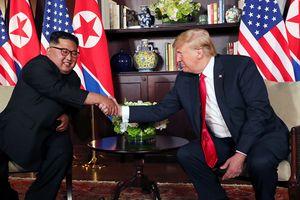 Tổng thống Mỹ hy vọng sớm tiến hành Hội nghị thượng đỉnh lần hai với Triều Tiên