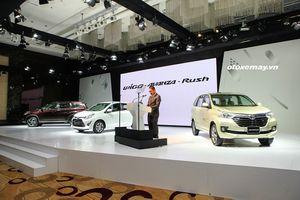 03 mẫu xe giá rẻ của Toyota Việt Nam chính thức trình làng