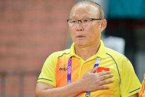 HLV Park Hang Seo bầu cho ai ở giải The Best?