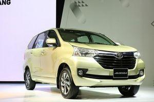 Toyota Avanza - MPV nhỏ gọn giá từ 537 triệu đồng chính thức ra mắt Việt Nam