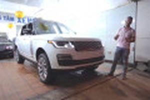 Khám phá nhanh Range Rover 2018 LWB Autobiography giá 14 tỷ tại Việt Nam