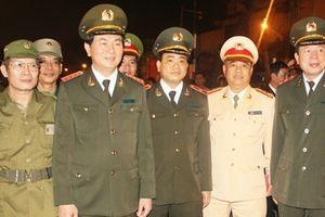 Đại tướng Trần Đại Quang - Người thầy của lực lượng Tham mưu CAND